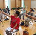 💺ふれあい出前講座「みんな元気に健康体操」(米川教室)開催
