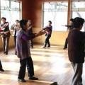 「鱒渕踊り教室」が開講しました♪