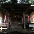 お盆の風景:動物の守護仏 華足寺