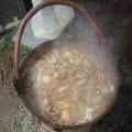 秋の味凝縮 芋煮会