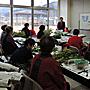 正月生花教室を開催