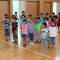 「ドッヂビー教室」開催!
