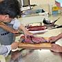 「男の料理教室」を開催