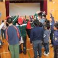 ジュニアリーダー育成教室「クリスマス会」開催!