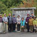 米川登山教室in霊山