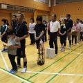 米川地区ナイター家庭バレーボール大会