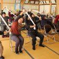 ふれあい出前講座(上沢地区)「チャレンジ!脳活性トレーニング」を開催