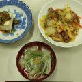 👨男の料理教室「中華料理でポッカポカ」を開催