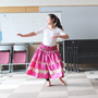 フラダンス教室を開催しました